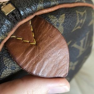 Louis Vuitton Bags - Louis Vuitton Monogram Speedy 30 Vintage